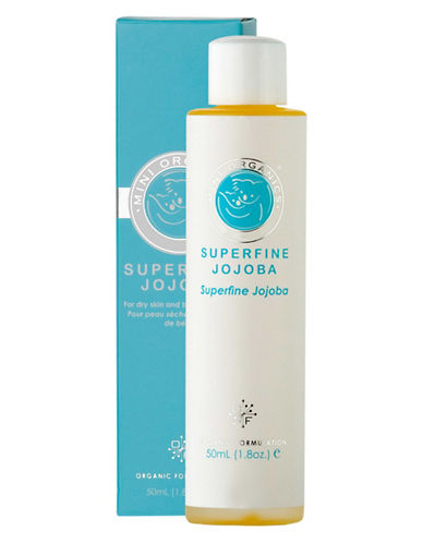 Miniorganics Superfine Jojoba-NO COLOUR-50 ml