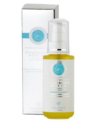 Miniorganics Nourishing Body Oil-NO COLOUR-125 ml