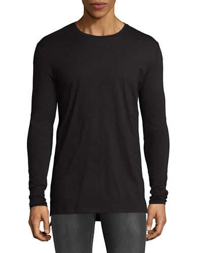 Zanerobe Flintlock Cotton Tee-BLACK-Medium