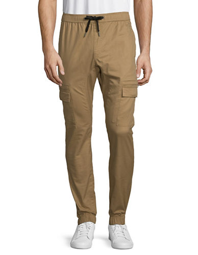 Zanerobe Sharpshot Synth Pants-BEIGE-30