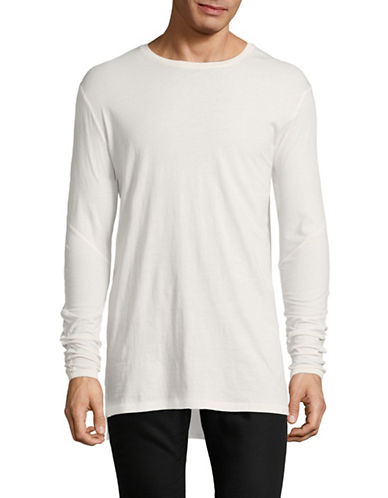 Zanerobe Flintlock Cotton Long Sleeve T-Shirt-WHITE-Small 89312299_WHITE_Small