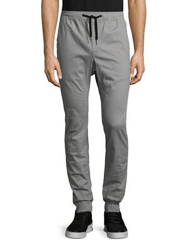 Zanerobe Sureshot Pull-On Jogger Pants-GREY-36