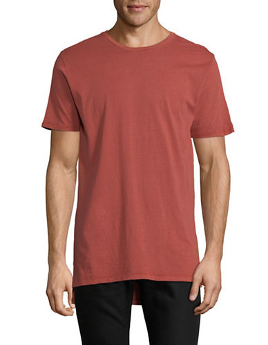 Zanerobe Flintlock Cotton Tee-ORANGE-Small