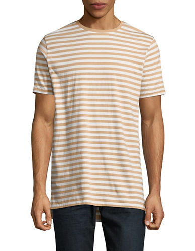 Zanerobe Flintlock Short-Sleeve Cotton Tee-BEIGE-Small