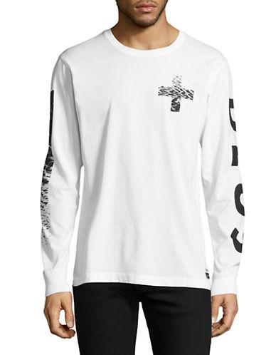 Deus Woody Graphic T-Shirt-WHITE-Large 89096833_WHITE_Large