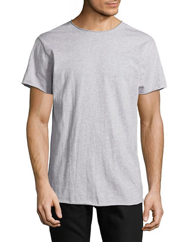 Nana Judy Classic Cotton Tee-GREY-Medium