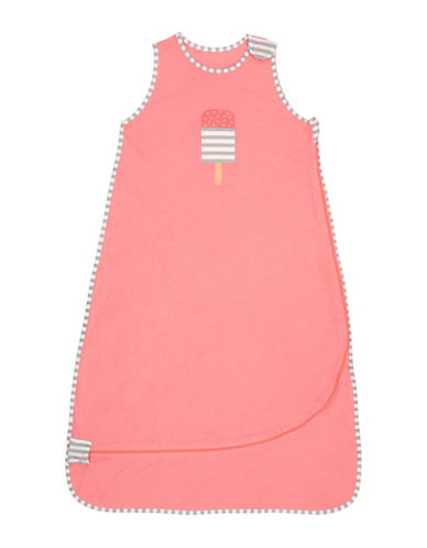 Love To Dream Nuzzlin 0.2 TOG Popsicle Sleep Bag-PINK-12 Months