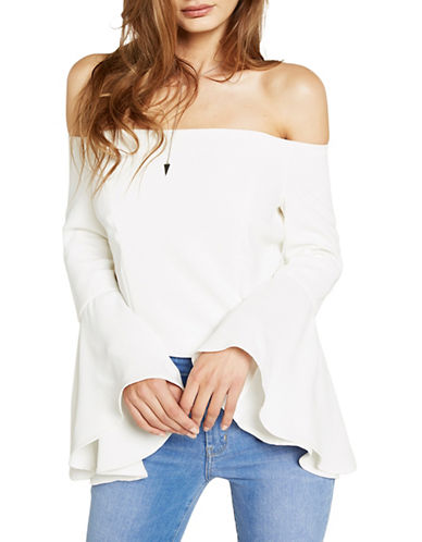Bardot Solange Bustier Top-WHITE-Medium 89119330_WHITE_Medium
