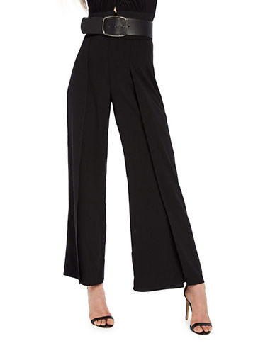 Bardot Ebony Wide Pants-BLACK-Small 89208634_BLACK_Small