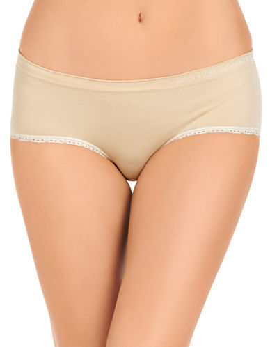 Heidi By Heidi Klum Seamless Bikini Briefs-TAPE-Small