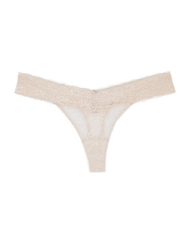 Heidi By Heidi Klum Stretch Lace Thong-SLIP-X-Large