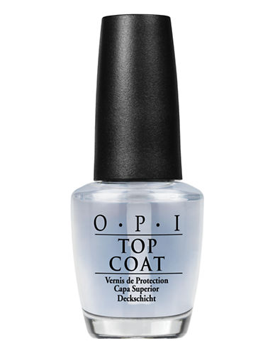 Opi MANICURE BASICS Top Coat-NO COLOUR-One Size