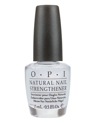 Opi MANICURE BASICS Natural Nail Strengthener-NO COLOUR-One Size