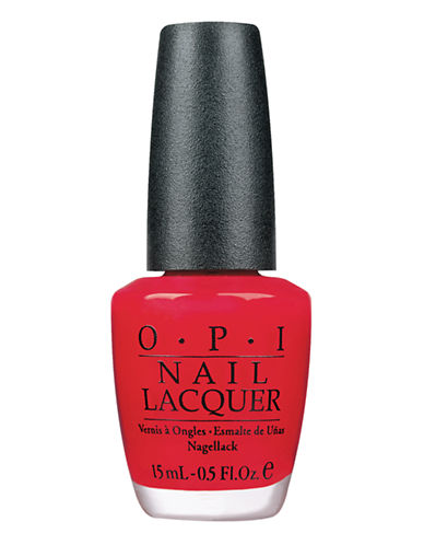 Opi CLASSICS California Raspberry Nail Lacquer-CALIFORNIA RASPBERRY-15 ml