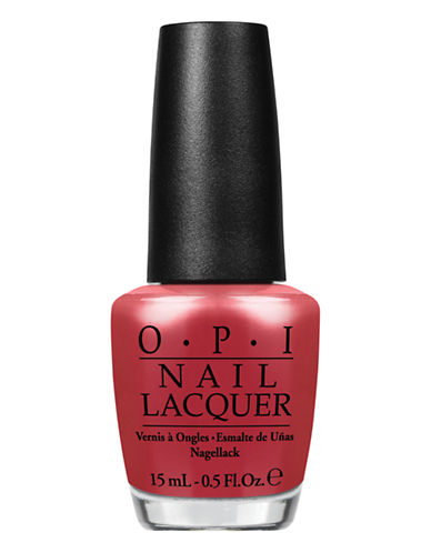 Opi HAWAII COLLECTION Go With The Lava Flow Nail Lacquers-GO WITH THE LAVA FLOW-50 ml