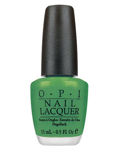 Opi BRIGHTS- Green-wich Village Nail Lacquer-GREEN-WICH VILLAGE-15 ml