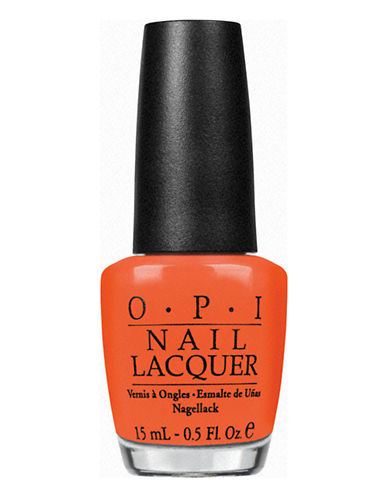 Opi CLASSICS A Good Man-Darin Is Hard To Find Nail Lacquer-A GOOD MANDARIN IS HARD TO FIND-15 ml