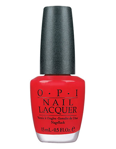 Opi CLASSICS Big Apple Red Nail Lacquer-BIG APPLE RED-15 ml