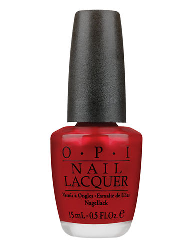 Opi CLASSICS An Affair in Red Square Nail Lacquer-AN AFFAIR IN RED SQUARE-15 ml
