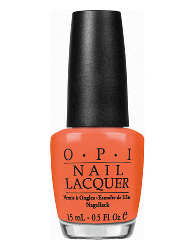 Opi CLASSICS Hot and Spicy Nail Lacquer-HOT & SPICY-15 ml