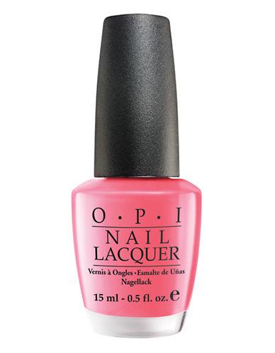 Opi CLASSICS ElePhantastic Pink Nail Lacquer-ELEPHANTASTIC PINK-15 ml