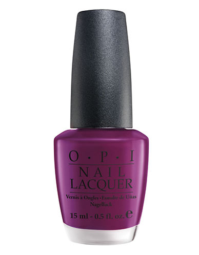 Opi Pamplona Purple Nail Lacquer-PAMPLONA PURPLE-15 ml