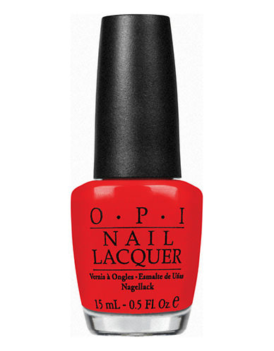 Opi CLASSICS Red My Fortune Cookie Nail Lacquer-RED MY FORTUNE COOKIE-15 ml