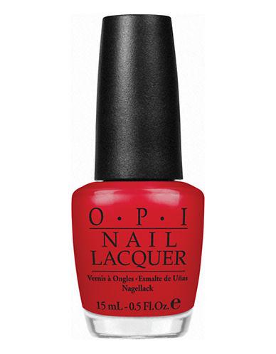 Opi CLASSICS Color So Hot It Berns Nail Lacquer-COLOR SO HOT IT BERNS-15 ml