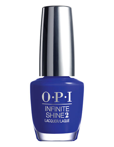 Opi INFINITE SHINE Indignantly Indigo Nail Lacquer-INDIGNANTLY INDIGO-15 ml