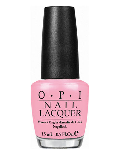 Opi SOFT SHADES I Think in Pink Nail Lacquer-I THINK IN PINK-15 ml