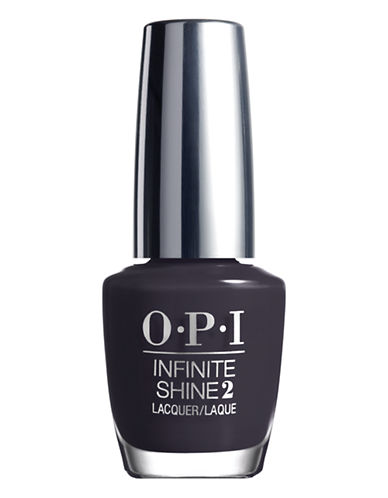 Opi INFINITE SHINE Strong Coal-ition Nail Lacquer-STRONG COALITION-15 ml