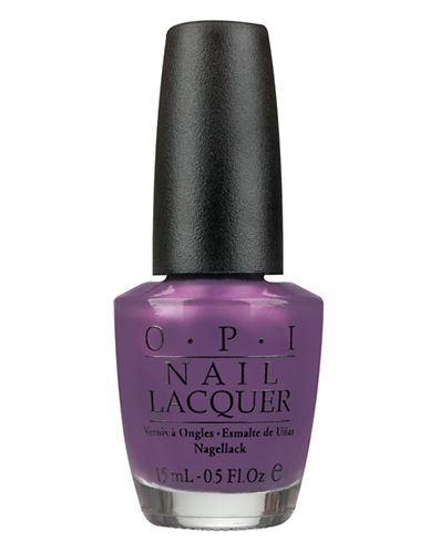 Opi BRIGHTS- Purple with a Purpose Nail Lacquer-PURPLE WITH A PURPOSE-15 ml