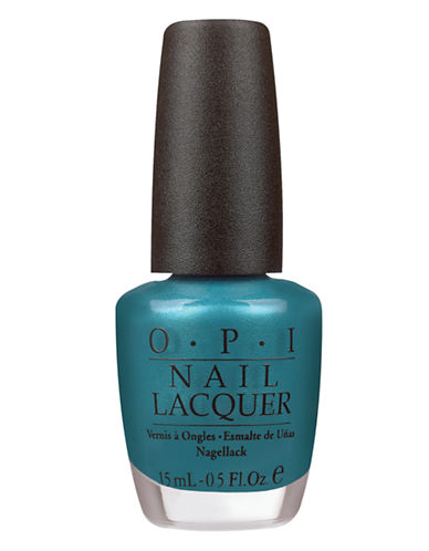 Opi BRIGHTS- Teal the Cows Come Home Nail Lacquer-TEAL THE COWS COME HOME-15 ml