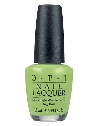 Opi BRIGHTS- Gargantuan Green Grape Nail Lacquer-GARGANTUAN GREEN GRAPE-15 ml