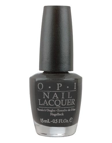 Opi CLASSICS Black Onyx Nail Lacquer-BLACK ONYX-15 ml