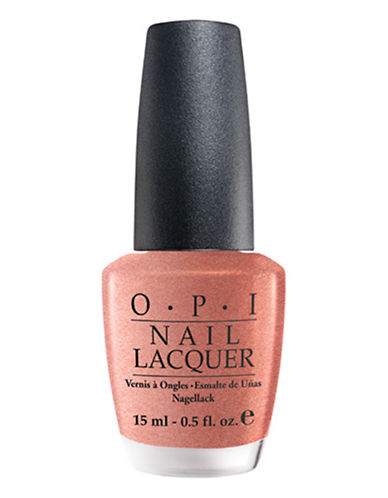 Opi CLASSICS Cozu-melted in the Sun Nail Lacquer-COZU MELTED IN THE SUN-50 ml