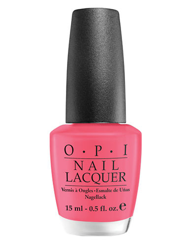Opi CLASSICS- Feelin Hot-Hot-Hot! Nail Lacquer-FEELIN HOT HOT HOT-15 ml