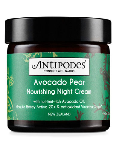 Antipodes Avocado Pear Nourishing Night Cream-NO COLOR-60 ml