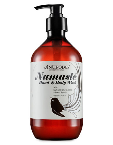 Antipodes Namaste Hand Wash Lime Black Pepper-NO COLOR-One Size