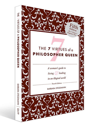 The 7 Virtues The 7 Virtues Of A Philosopher Queen Book-NO COLOUR-One Size