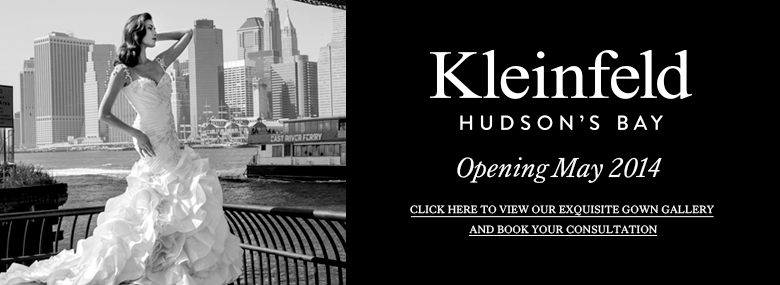 Kleinfeld at Hudson's Bay