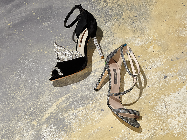 sjp sarah jessica parker silver sandals and more designer heels at thebaycom