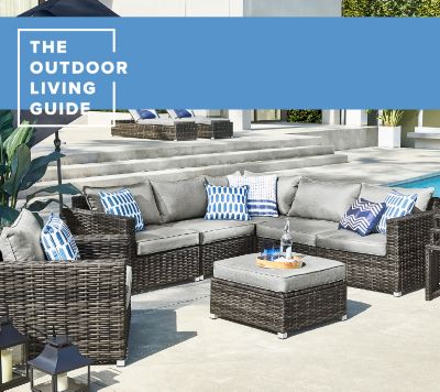 Patio Outdoor Home Hudsons Bay