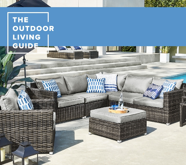 Outdoor furniture featuring the newport collection patio furniture at  thebay com. Patio   Outdoor   Home   Hudson s Bay