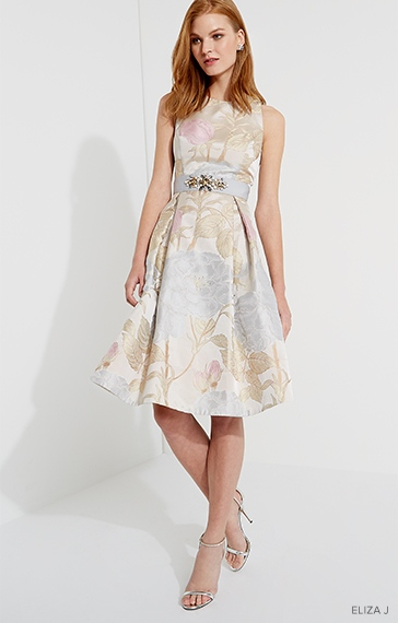 The wedding shop what to wear to a wedding hudson 39 s bay for Shop wedding guest dresses