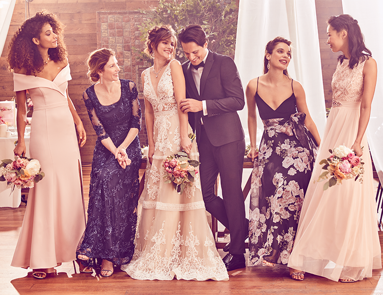 The Wedding Shop - What to Wear to a Wedding | Hudson\'s Bay