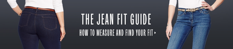 Jeans for Every Body.  Find Whats Your Best Shape