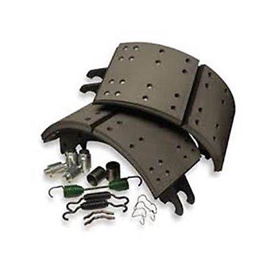BKE4709EHD23: Road Choice Brake Shoe Kit 4709 Heavy-Duty