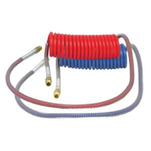 AC15R48: Air Brake Coil – 15′ with 48″ Lead, Red / Emergency image