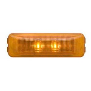 CML61AL: Marker/Clearance Light; Thinline, Bracket Mount, 2 LED Yellow; P2 Rated image
